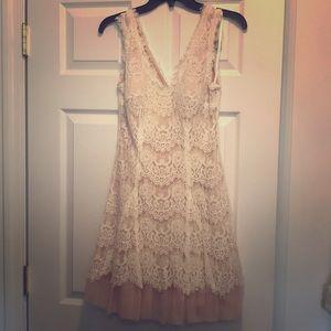 Betsey Adam lace dress